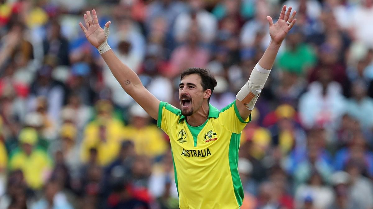 Mitchell Starc Breaks Record for Most Wickets in a World Cup