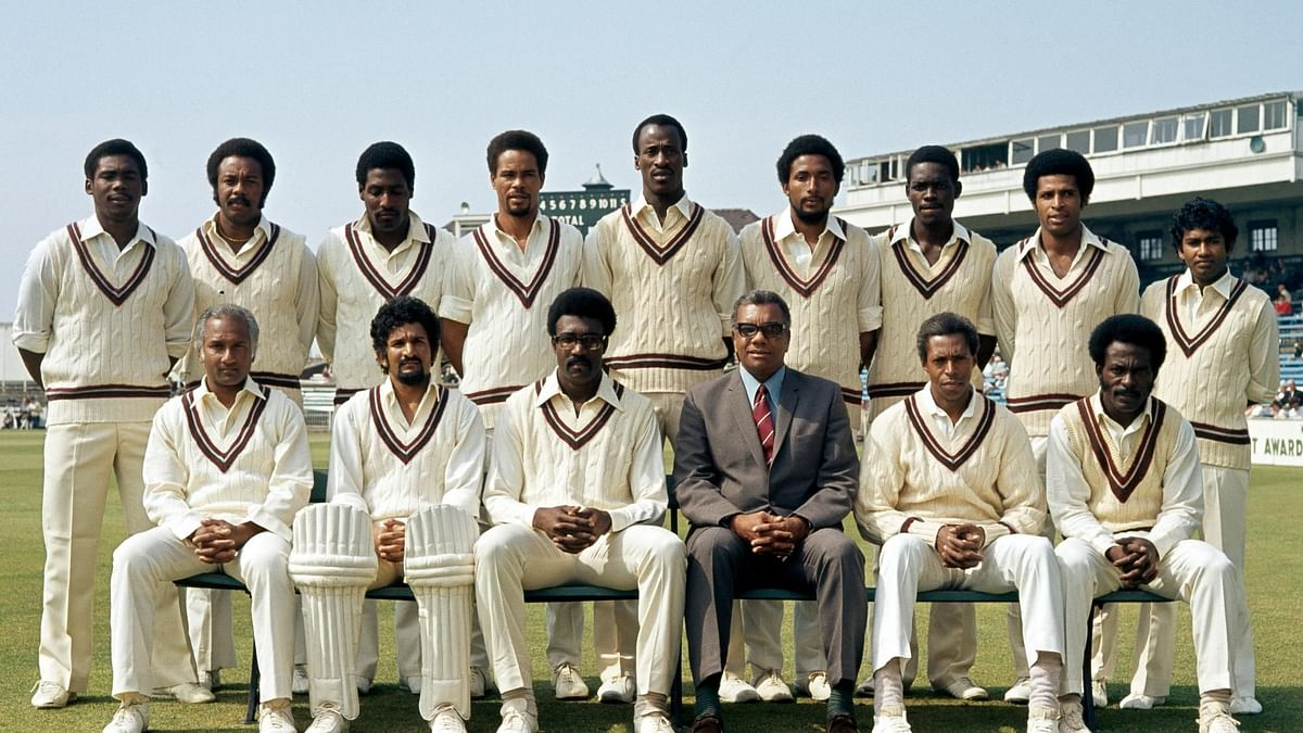 West Indies were the very first winners of the World Cup.