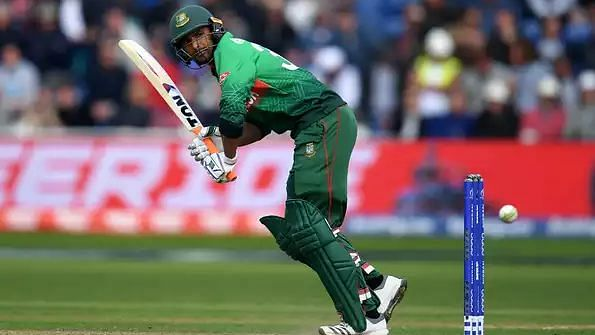 Mahmudullah scored a 69 against Australia to keep Bangladesh in the hunt