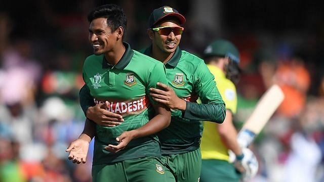 Mustafizur has taken 10 wickets in the tournament so far.