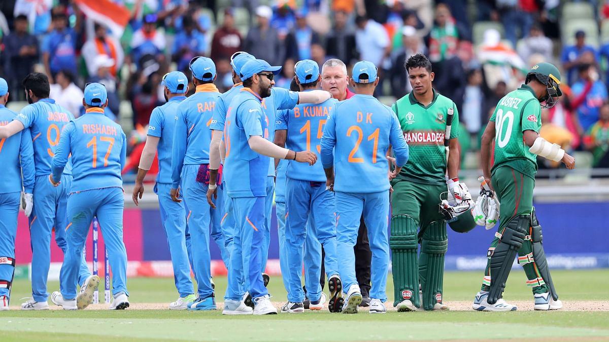 Ind vs Ban   As it Happened: India Beat Bangladesh to Enter Semis