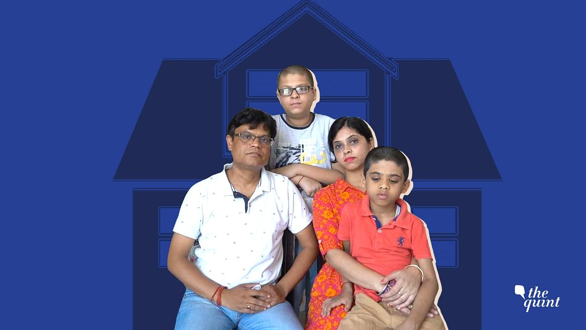 Exasperated, Amrapali Buyers Forced to Live in Incomplete Flats