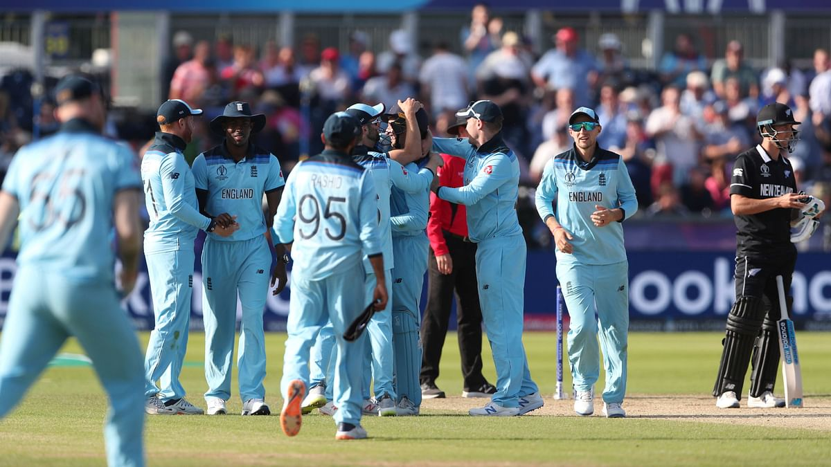 With the win against New Zealand, England booked a place in the semis of the World Cup.