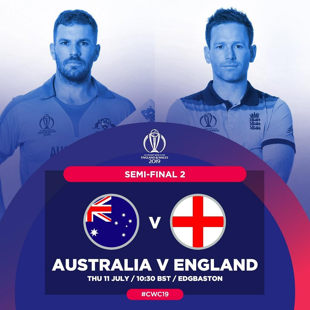 WC Semi-Final Line-up: India to Play NZ, Australia to Face England