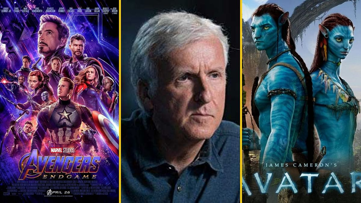James Cameron Congratulates Marvel for 'Avengers: Endgame' Success
