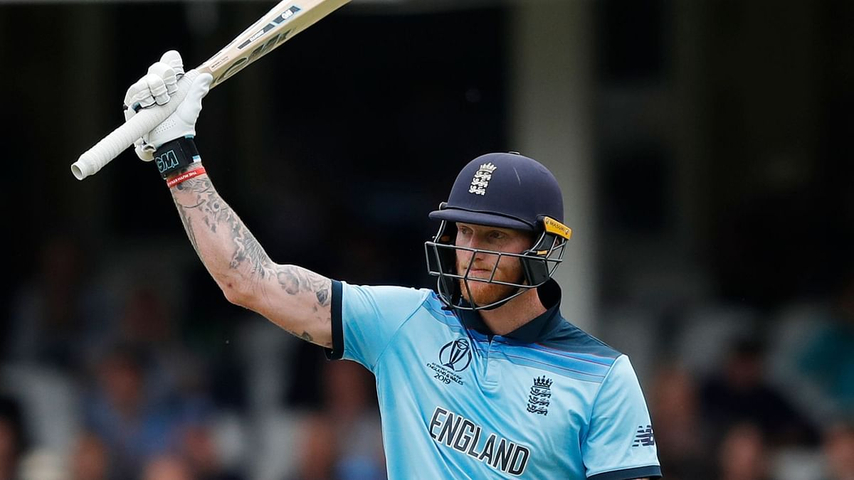 Stokes scored 465 runs and claimed seven wickets for England in the World Cup.