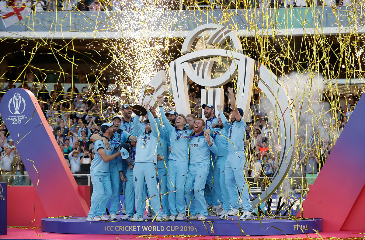 Road to WC Glory: How Eoin Morgan's Men Were Crowned Champions
