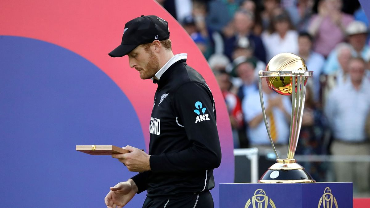 World Cup Final Both Best & Worst Day of My Life: Martin Guptill