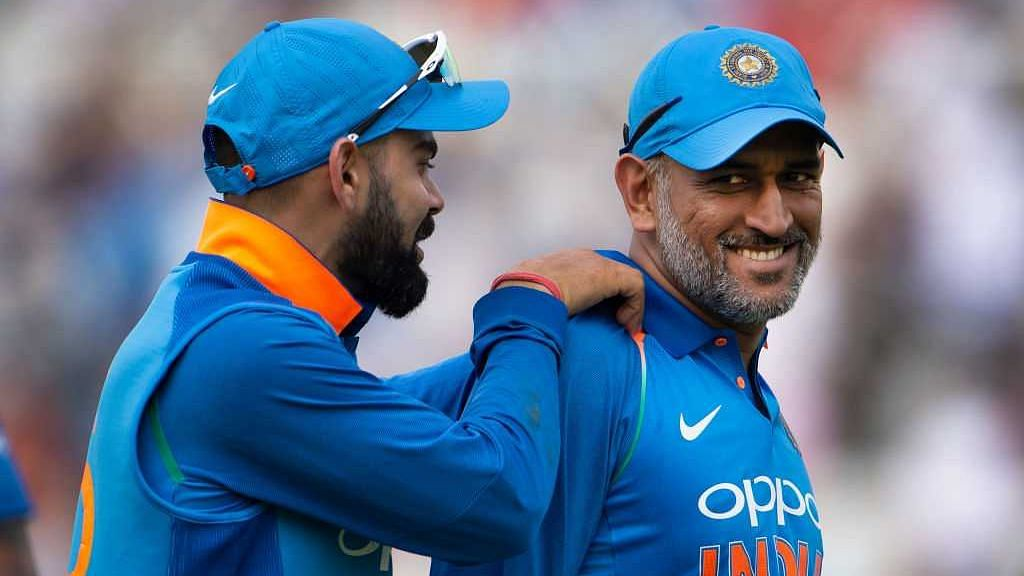 Large Part of Me Becoming Captain Has to do With Dhoni: Kohli