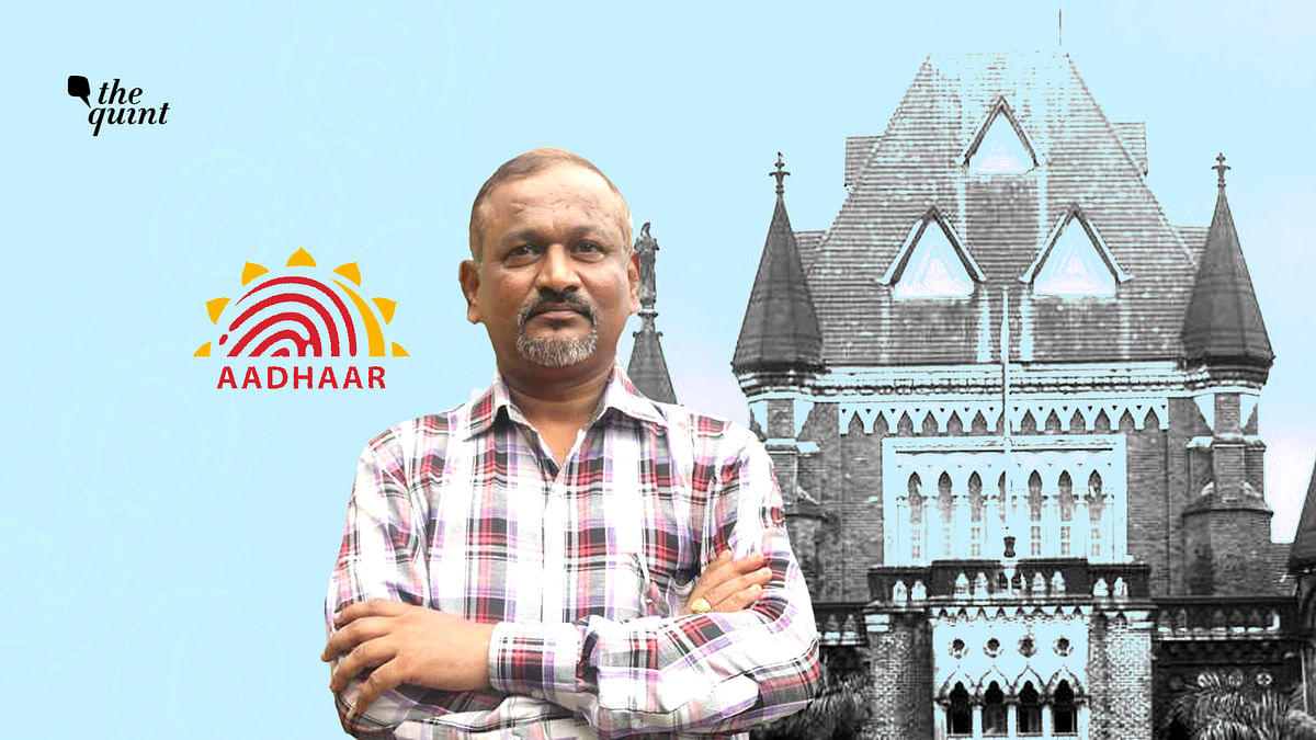 Mumbai Man Fights Against Linking Aadhaar To Salary Account