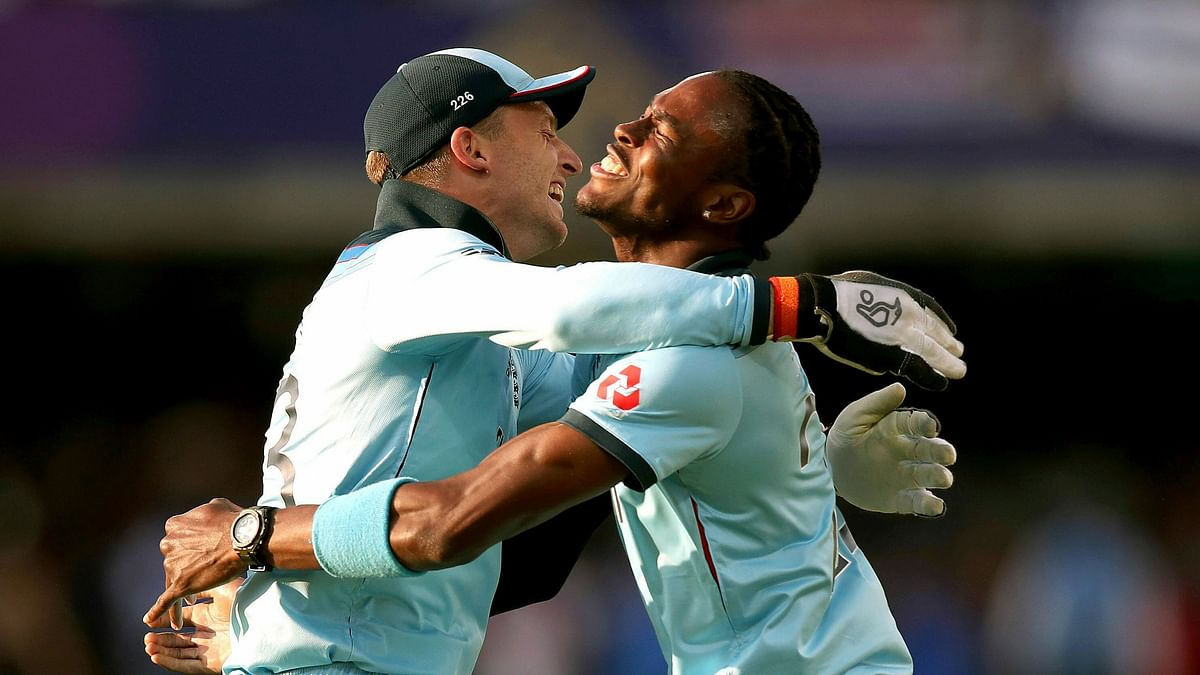 How Jofra Archer 'Came From Nowhere' to Win England the World Cup