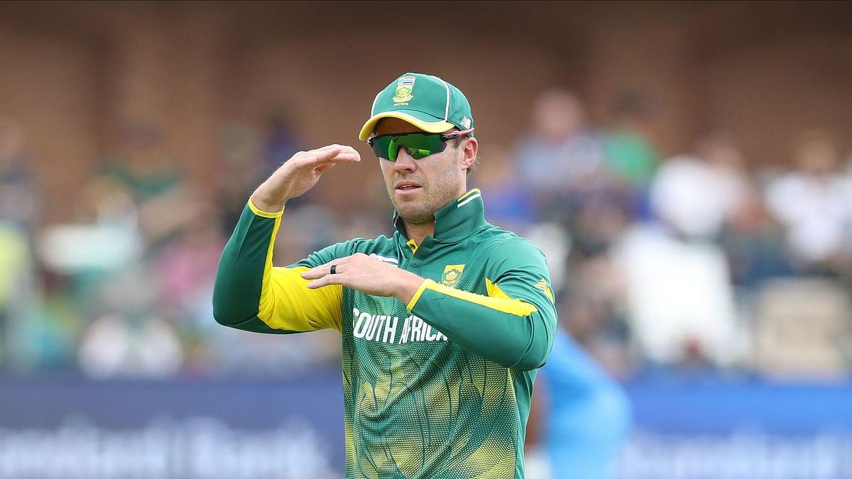 'Won't Give False Hope': AB de Villiers on South Africa Comeback