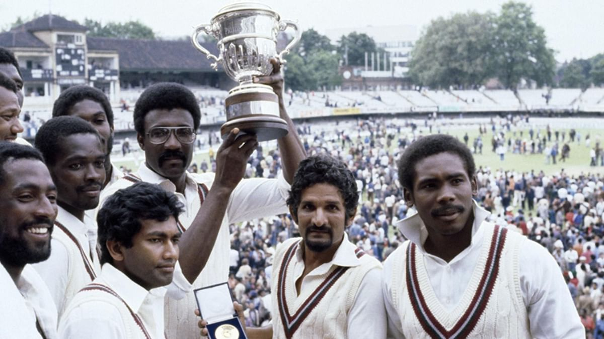 Windies defended their title in 1979 World Cup.