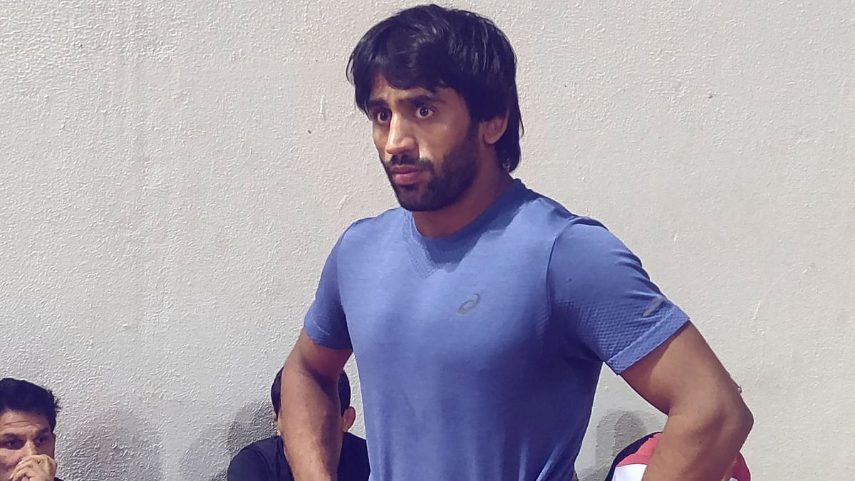 I Don't Take Pressure at All, Neither Am I Overconfident: Bajrang