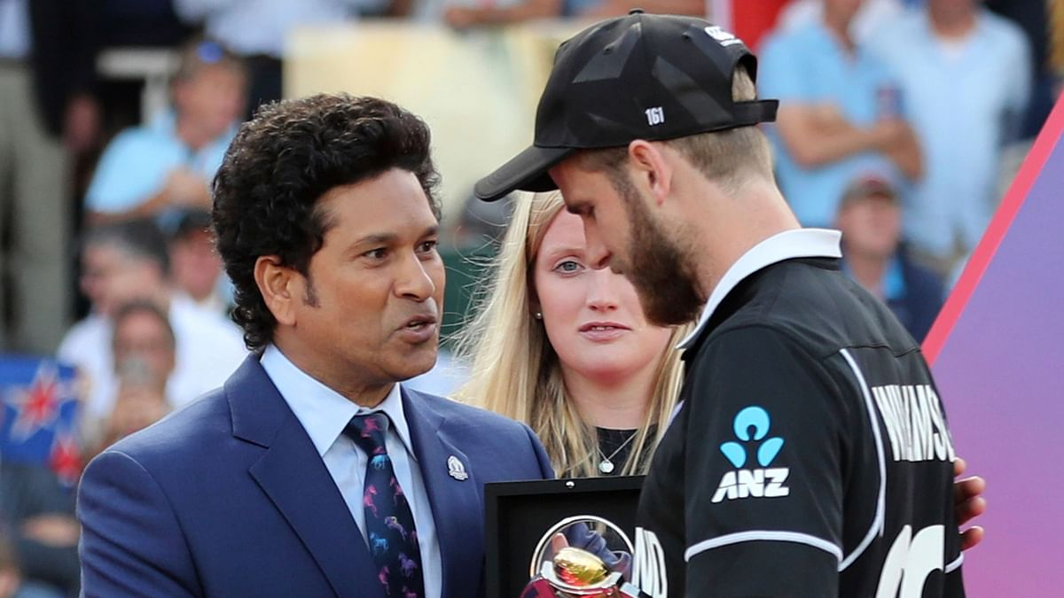 Sachin Tendulkar revealed his favourite eleven for the recently-concluded ICC World Cup 2019.