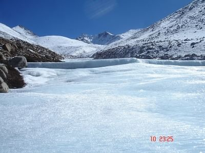 Norphel has created 17 artificial glaciers across Ladakh thereby solving the water woes of the region.
