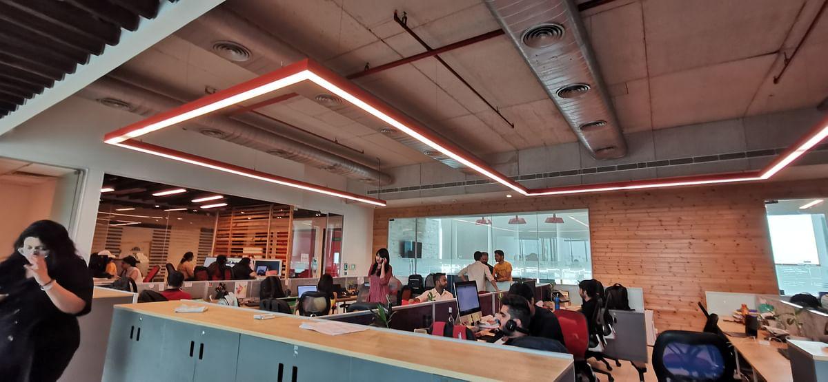 Image taken Indoors.