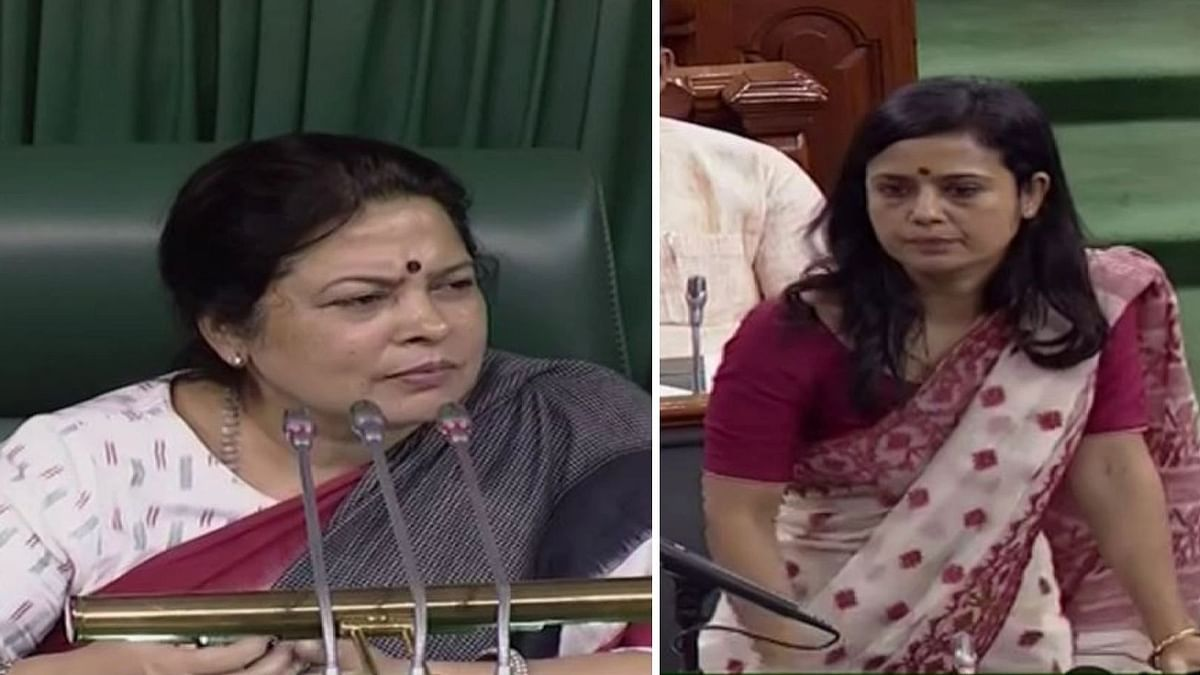 'Why Is Opposition Called Anti-National?' Asks Mahua Moitra in LS