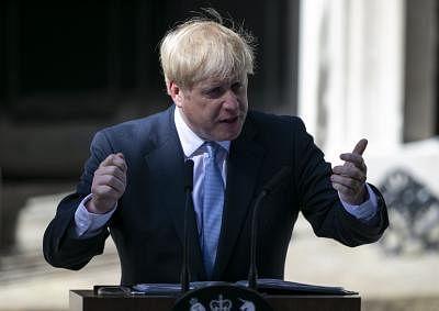 Johnson's 'desi' cabinet shows Indian diaspora impact: Envoy