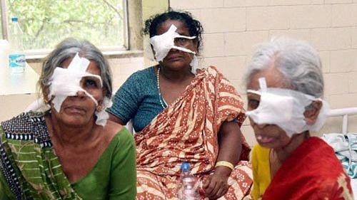 #GoodNews: Bengaluru Kids Crowdfund  Lakhs for Cataract Surgeries