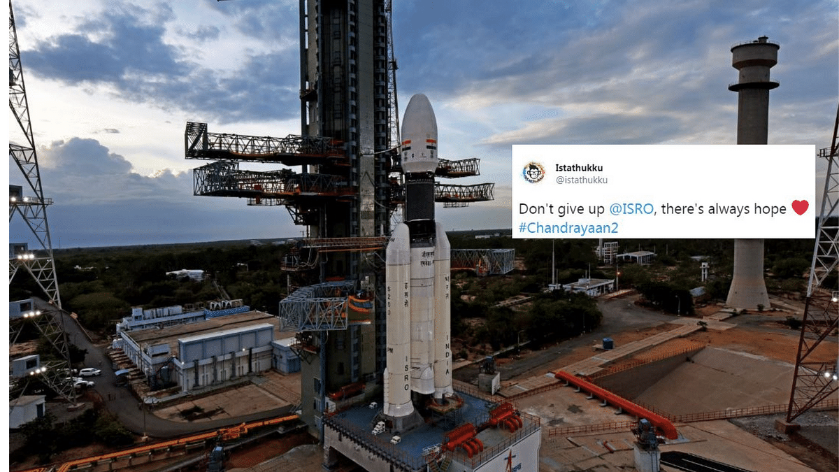 The launch of Chandrayaan-2 got called off due to technical snag.