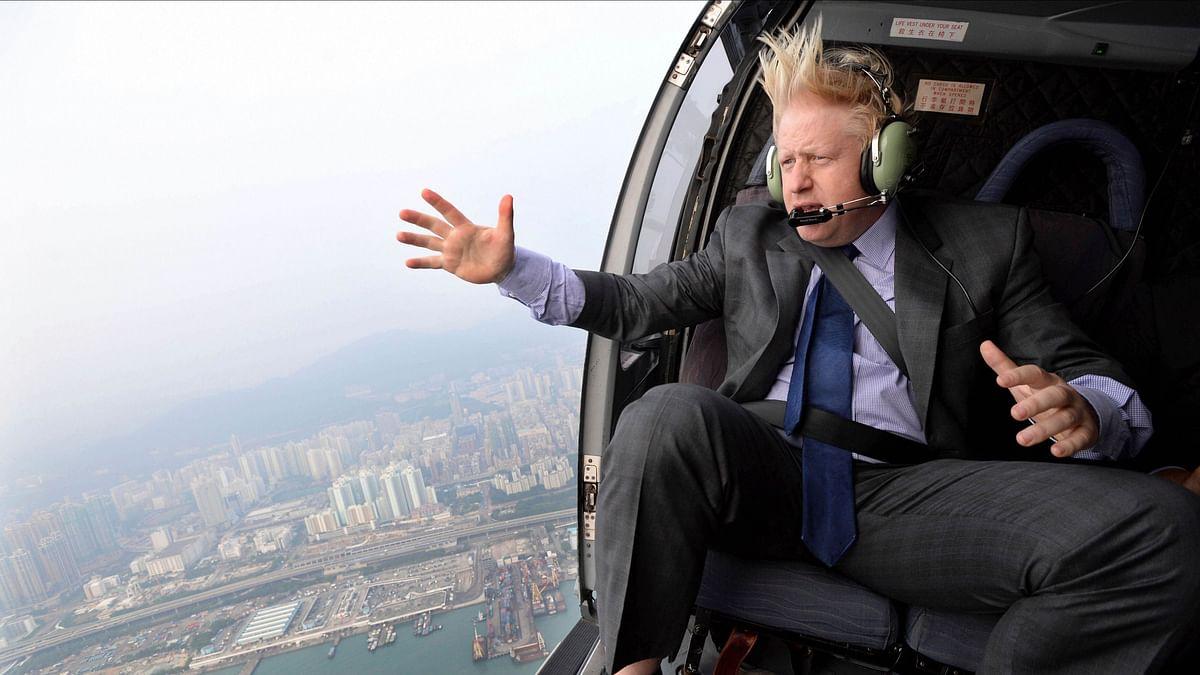 Blond, Buoyant, Buffoonish: Boris Johnson's Chaotic Path to Power