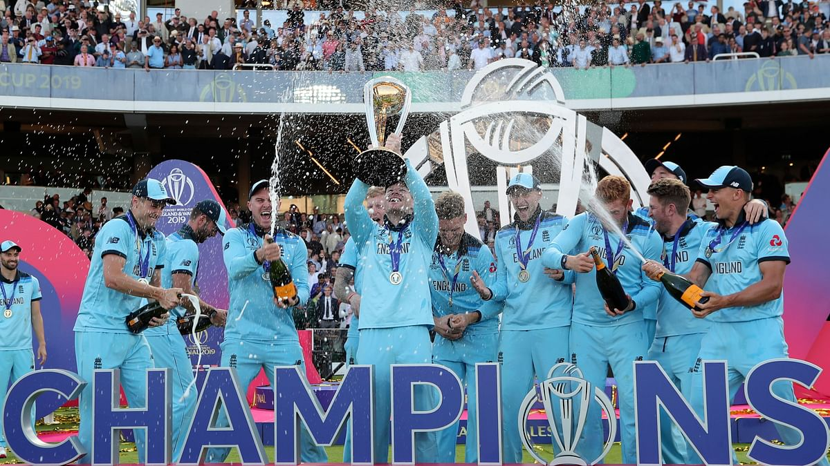 Twitter Congratulates England on Their Maiden World Cup Glory