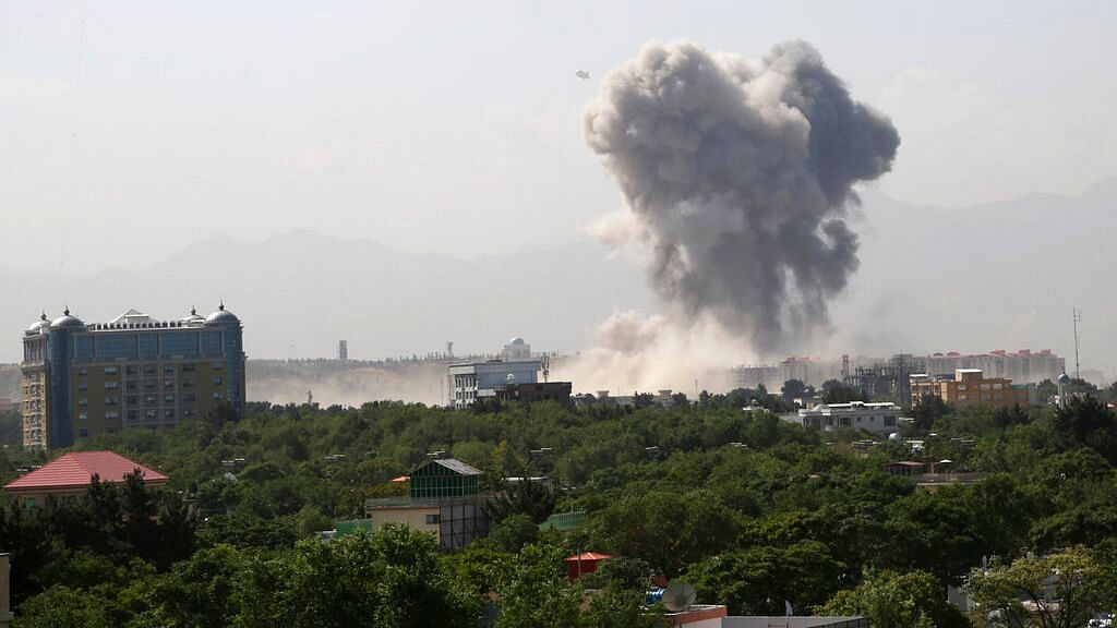 65 Wounded After Explosion Near US Embassy in Afghanistan's Kabul