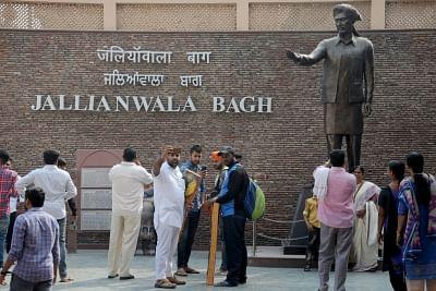 Jallianwala Bagh. (File Photo: IANS)
