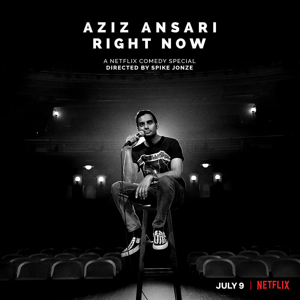 Is Aziz Ansari's New Netflix Special Woke or Broke?