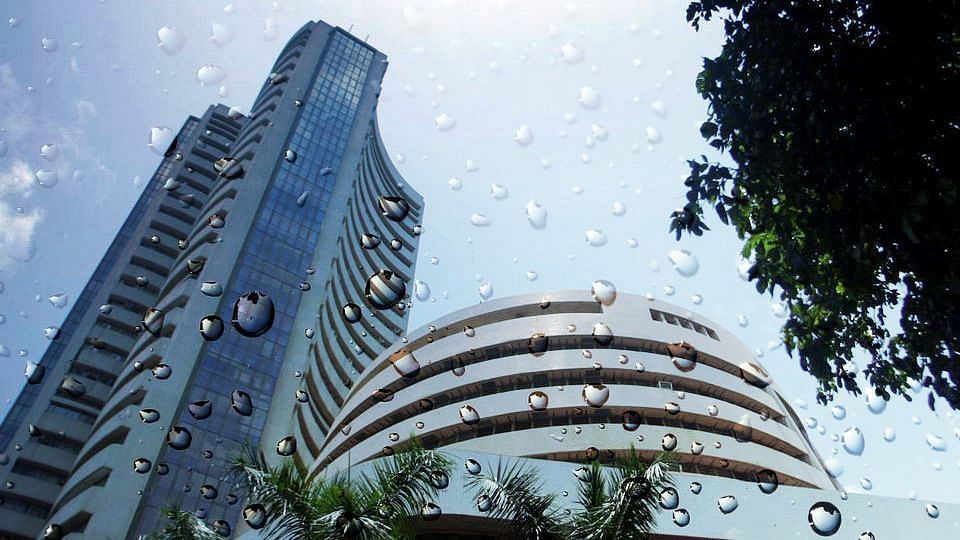 The Sensex tracked the muted trend seen in other Asian markets