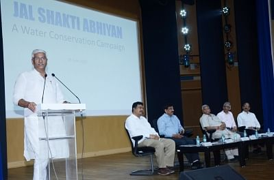 Government launches 'Jal Shakti Abhiyan' for water conservation