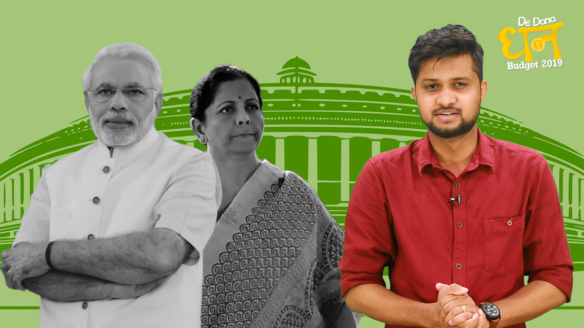 Dear FM, Follow BJP Manifesto if you Want to Tackle Unemployment