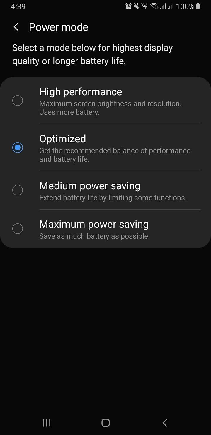 Here's How You Can Get More Out of Smartphone's Battery