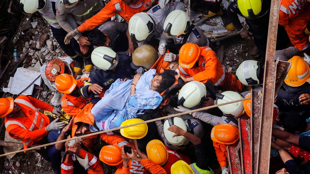 Mumbai Building Collapse: Search Ops Called off, Death Toll at 13