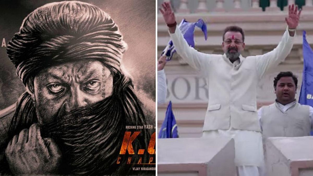QuickE: Sanjay Dutt's Look in 'KGF 2'; 'Prasthanam' Teaser & More