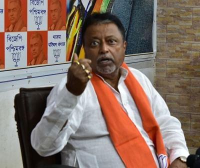 107 Bengal MLAs set to join BJP, says Mukul Roy