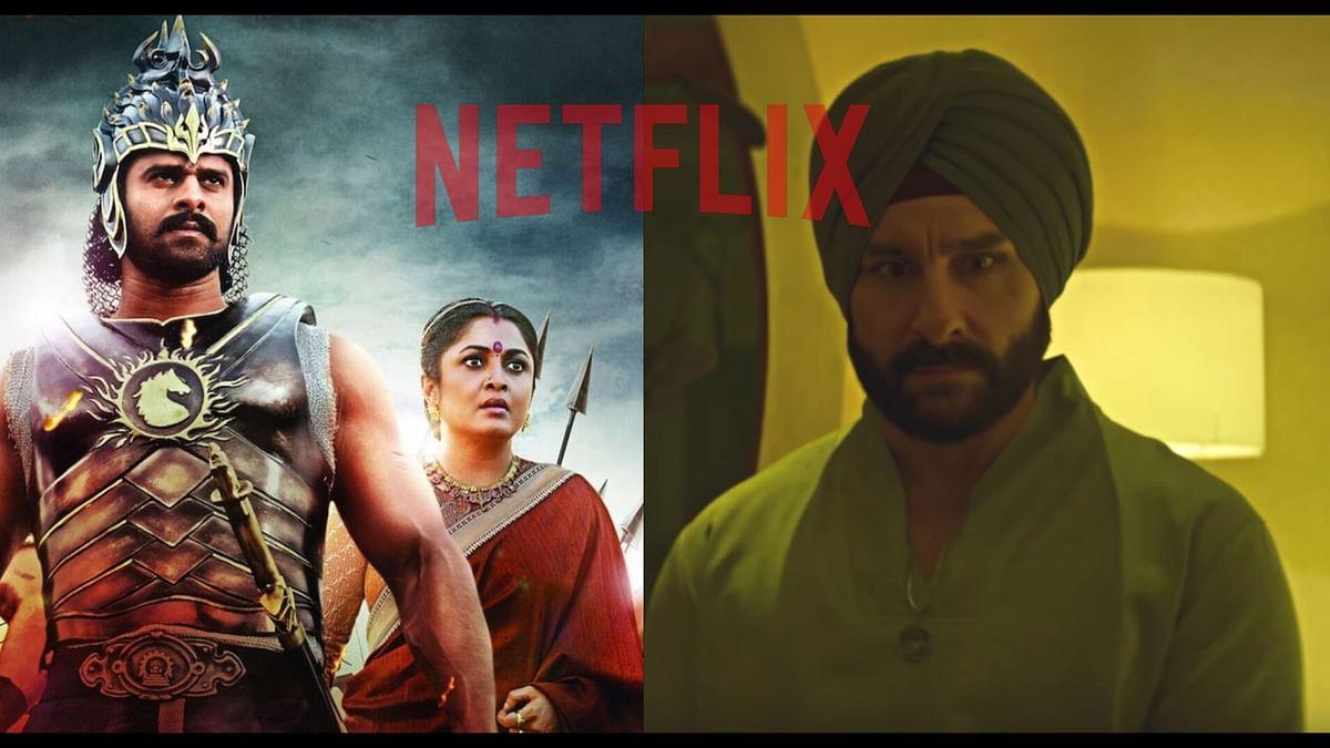 Cheaper Netflix, Sacred Games 2 & Baahubali for a Million Eyeballs