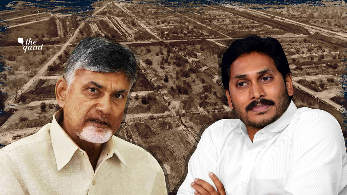 Why Farmers  Are Happy World Bank Dropped the Amaravati Project