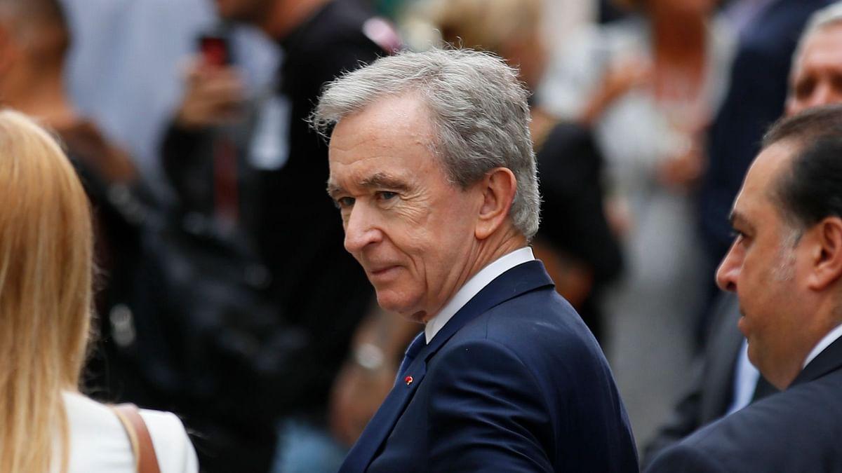 Bernard Arnault Overtakes Bill Gates as World's Second Richest