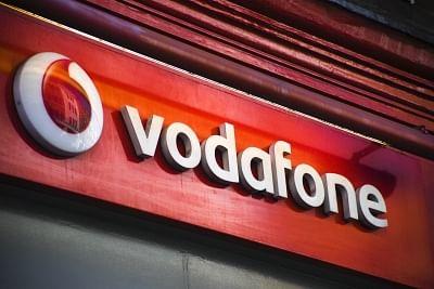 Vodafone. (File Photo: IANS)