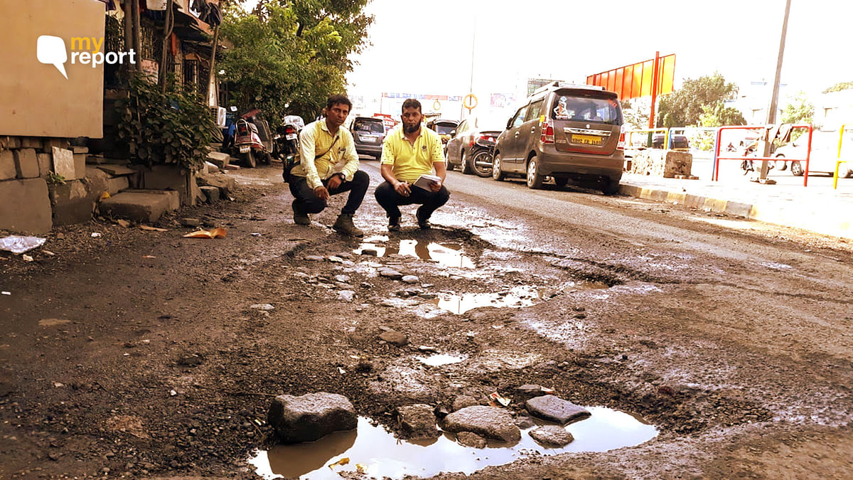 With 83 Potholes in Bandra Alone, How Can Mumbai Tackle  Monsoon?