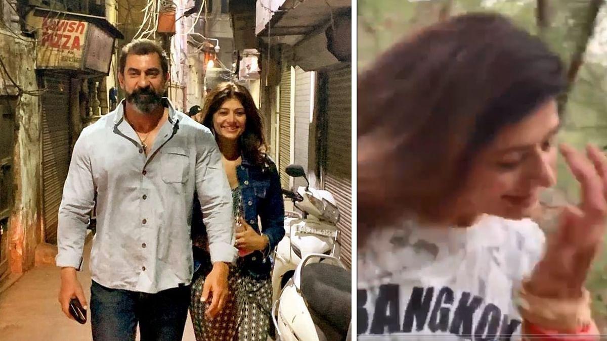 Pooja Batra Ties the Knot With 'Dabangg 3' Actor Nawab Shah