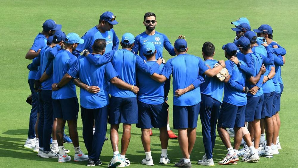 Indian Team Better Prepared, Well Rested on This Tour: Kohli