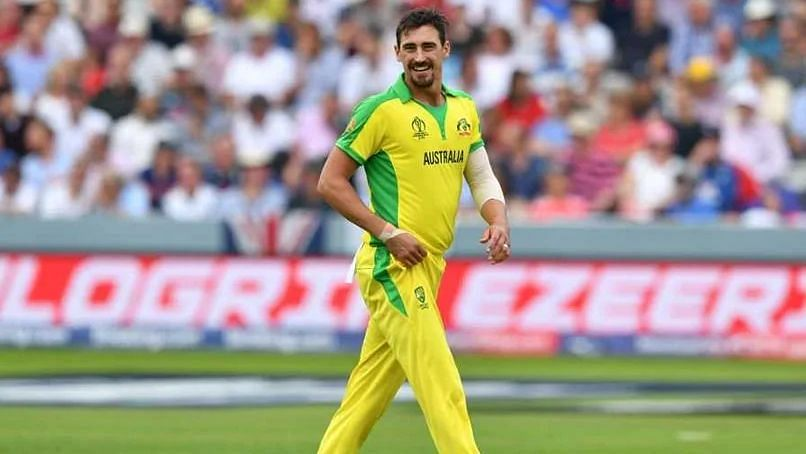 Starc finished as the top-wicket taker with 27 scalps in the tournament.