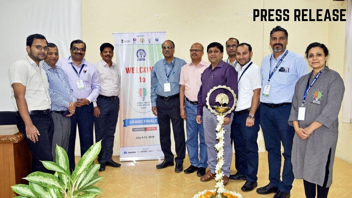 Press Release: MHRD Smart India Hackathon 2019 Hardware Edition