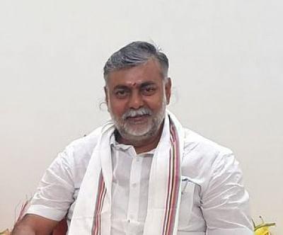 Prahlad Patel. (Photo: Twitter/@prahladspatel)