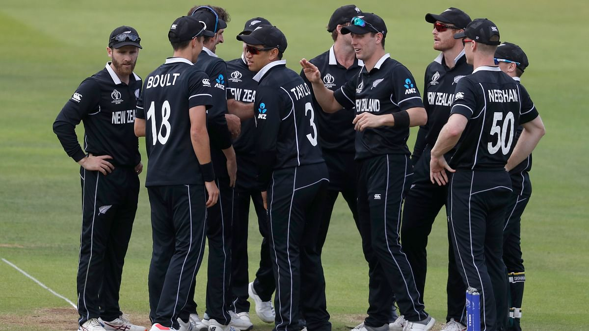 NZ Win MCC's Spirit of Cricket Award for Conduct in WC Final Loss