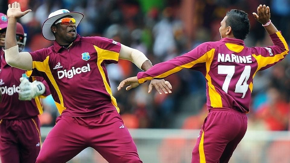 Narine, Pollard Back in Windies Side For 1st Two T20Is vs India