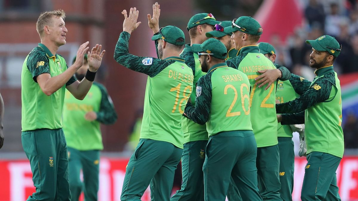 Watch Highlights: South Africa Defeat Australia by 10 Runs
